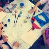 "Lab creativo ""Paint Lab"""